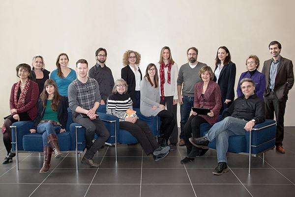 Les membres du GéPS, Février 2014